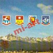 tovar Vysoké Tatry,panorám  vyrobil borivoj