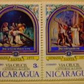 zberateľský predmet Nikaragua  vyrobil borivoj