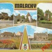 tovar J - Malacky, pamätní  vyrobil borivoj