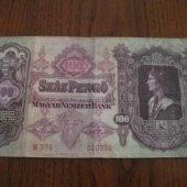 predmet 100 pengő 1930  od borivoj