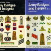 predmet Army Badges and Insi  od leopold4
