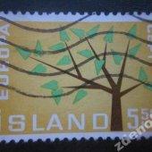 náhľad k tovaru Island 1962 Mi 364 r