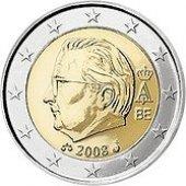 tovar Belgicko 2€- 2008 -   vyrobil leopold4