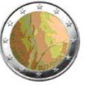 tovar 2 € pamätná minca  S  vyrobil jrac