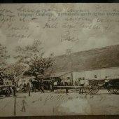 tovar Košúty - 1923 - cukr  vyrobil jrac