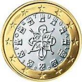 tovar Portugalsko 1€- 2006  vyrobil jrac