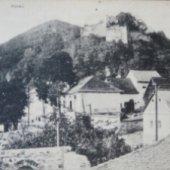 tovar Modry kamen, 1921  vyrobil jrac