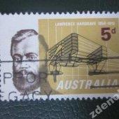 tovar Austrália 1965 Mi 35  vyrobil jrac