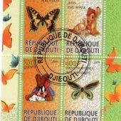 náhľad k tovaru FAUNA -DJIBOUTI - MO