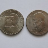 tovar 1 Dollar 1976 x 1  vyrobil svatopluk