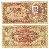 tovar 10000 pengő 1945  vyrobil svatopluk
