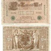 tovar 1000 mark 1910  vyrobil svatopluk