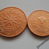 tovar Rakúsko 1,2 cent 200  vyrobil svatopluk