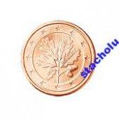 náhľad k tovaru Nemecko 1.cent. 2004