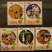 zberateľský predmet Kuba sport  vyrobil svatopluk
