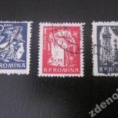 predmet Rumunsko 1960 razene  od svatopluk
