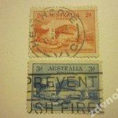 predmet Austrália 1932 Mi 11  od svatopluk