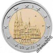 náhľad k tovaru 2 € pamätná minca  N