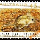tovar Austrália - Mi. 1283  vyrobil korvin