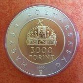 tovar Madarsko 3000 Forint  vyrobil korvin
