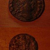 tovar Maximianus - follis   vyrobil korvin