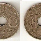 náhľad k tovaru 25 centisimes 1932