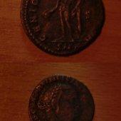 tovar Licinius   - antoniá  vyrobil korvin