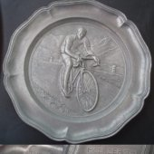 tovar cínový TANIER - cykl  vyrobil korvin