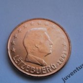 náhľad k tovaru Luxembursko 5 cent 2