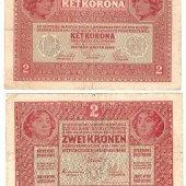 tovar 2 korona 1916  vyrobil korvin
