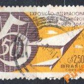 zberateľský predmet Brazília - Mi. 994  vyrobil korvin