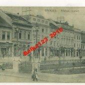 tovar Prešov-Námestie -obc  vyrobil korvin