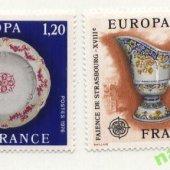 náhľad k tovaru Čisty známky  Europa
