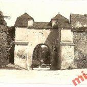 predmet Levoča, mestská brán  od lotrinsky