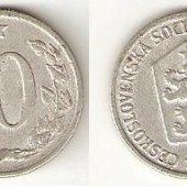 tovar 10 halier 1964  vyrobil lotrinsky