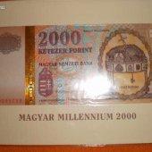 tovar Madarsko 2000 Forint  vyrobil lotrinsky