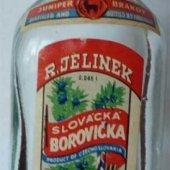 tovar Slovácka borovička m  vyrobil lotrinsky