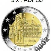náhľad k tovaru Nemecko 2010 - 2 € p