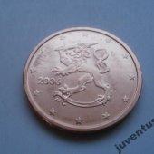 náhľad k tovaru Fínsko 2 cent 2006 U