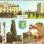 predmet J - Levice, hrad ,er  od lotrinsky