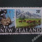 predmet Nový Zéland 1968 Mi   od lotrinsky