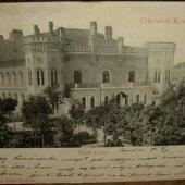 tovar Komárno - 1901  - Ko  vyrobil lotrinsky