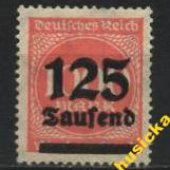 predmet Deutsches Reich MI 2  od lotrinsky