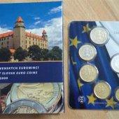 náhľad k tovaru Prvá sada euromincí