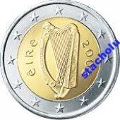 predmet Írsko 2€ - 2008 - za  od hus