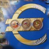 náhľad k tovaru 3 x 2 EURO SLOVENSKO